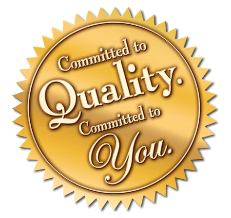 Quality Badge - Patio Cover Installation Service In the Graham Area
