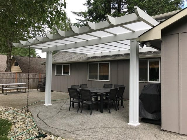 Pic A 3 Patio Cover In Sumner